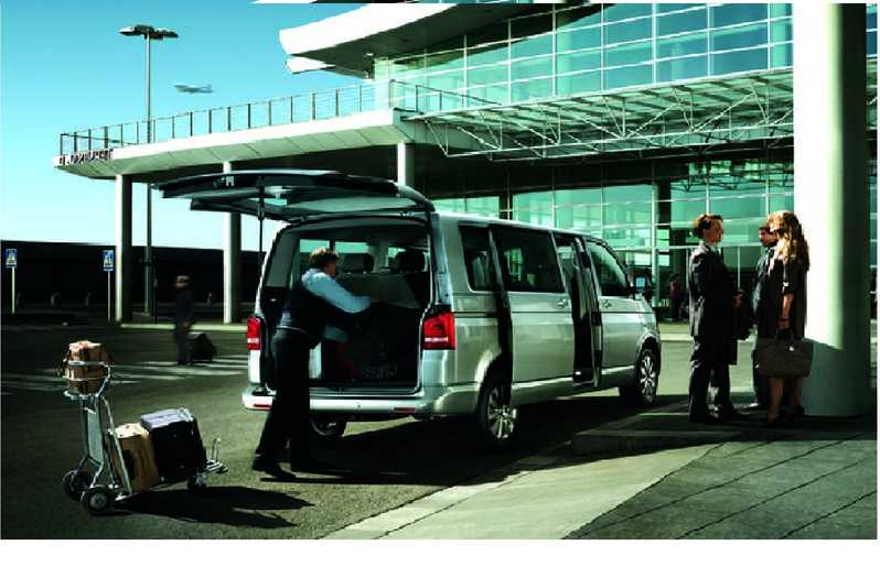 8 Seater Taxi